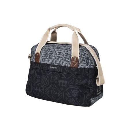 Fietstas Basil Carry all Bag Charcoal 18 liter