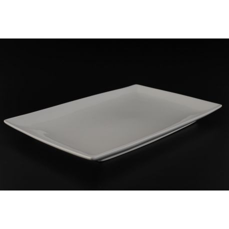 Plat bord rechthoekig 32x21cm Squito Yong (702515)